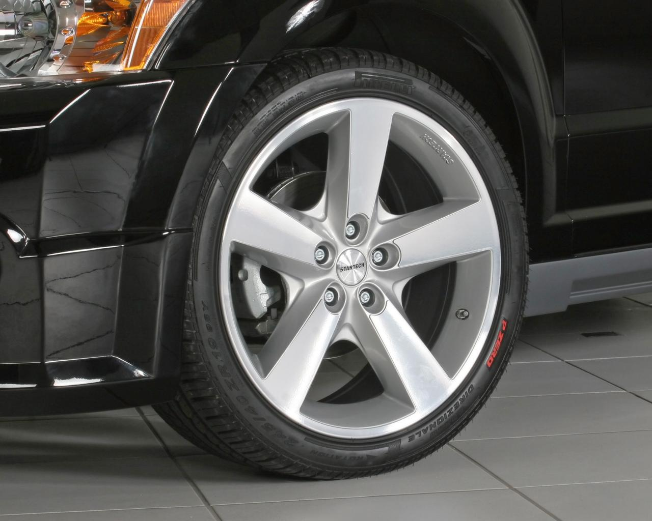 2007 Startech Dodge Caliber Wheel 1280x1024