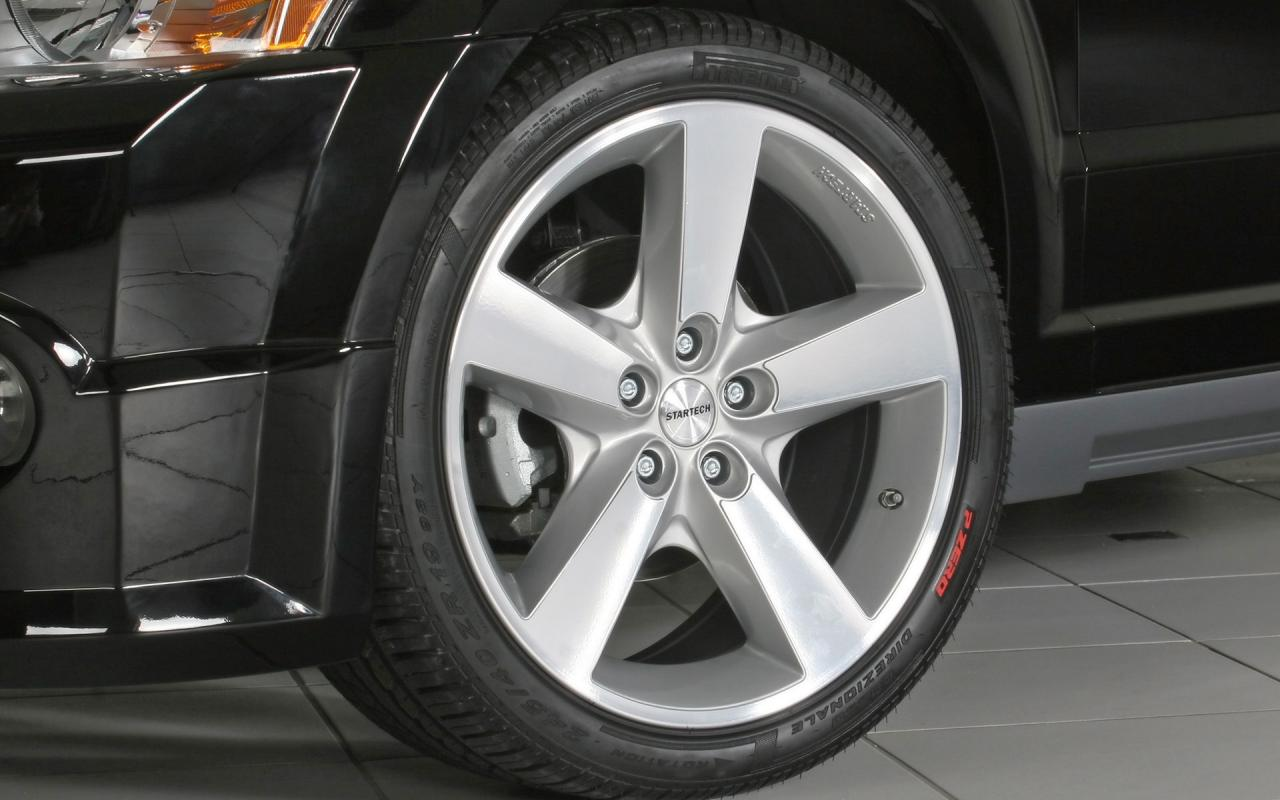 2007 Startech Dodge Caliber Wheel 1280x800
