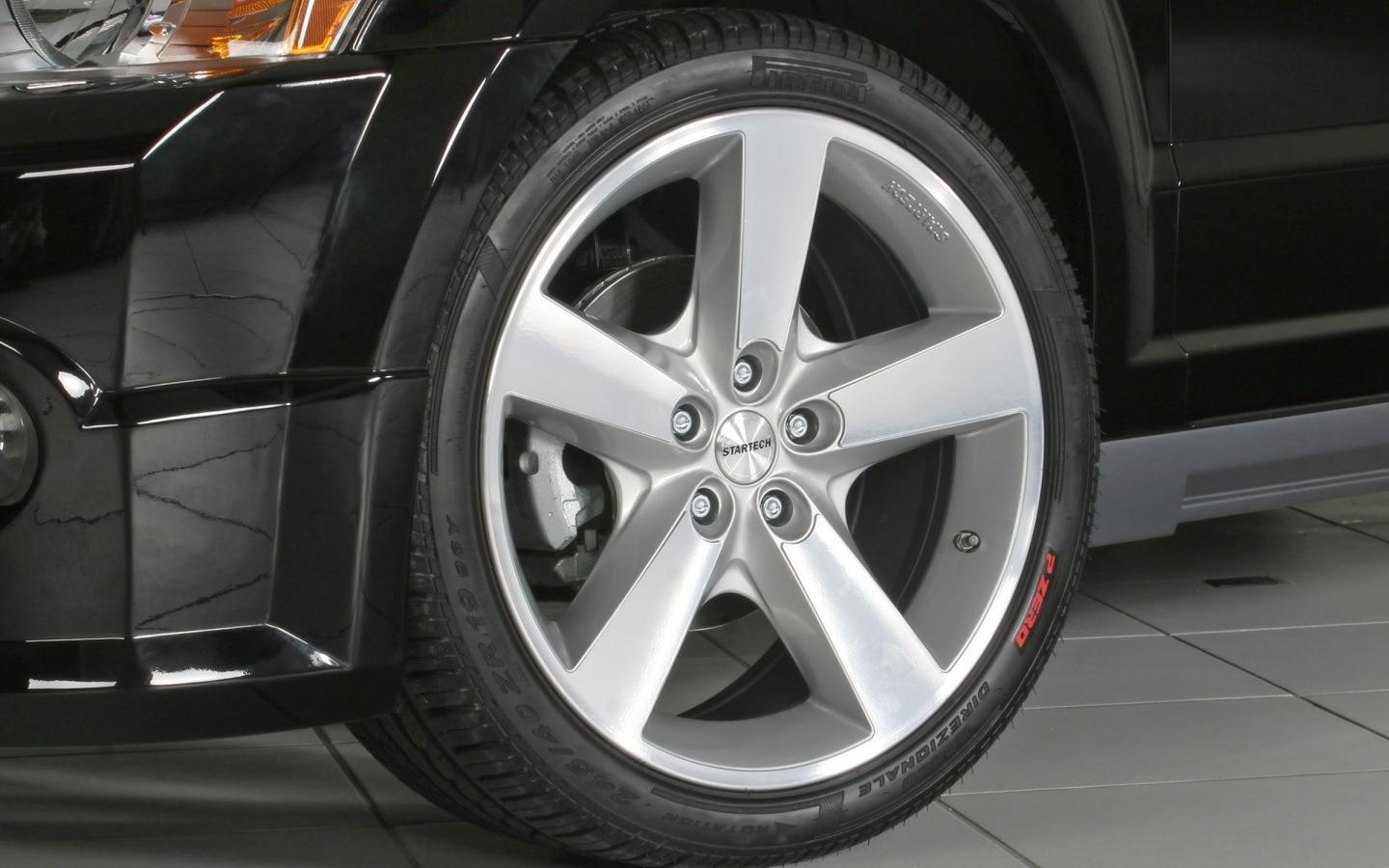 2007 Startech Dodge Caliber Wheel 1440x900