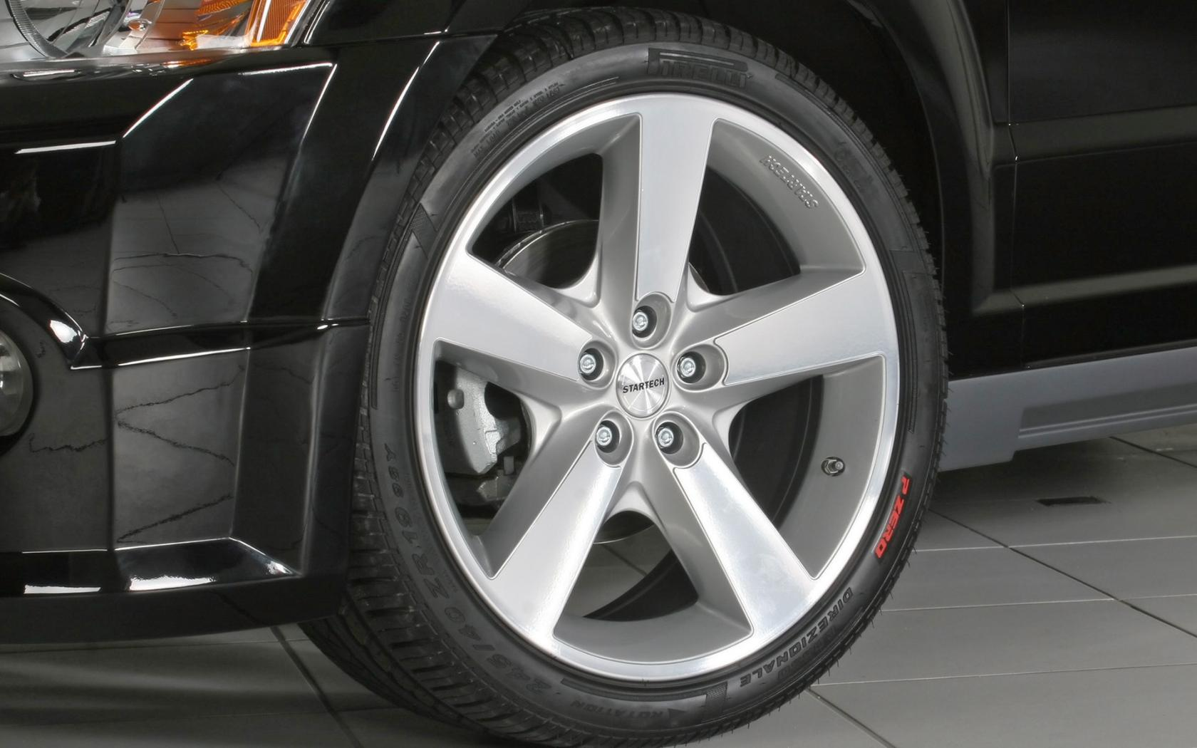 2007 Startech Dodge Caliber Wheel 1680x1050