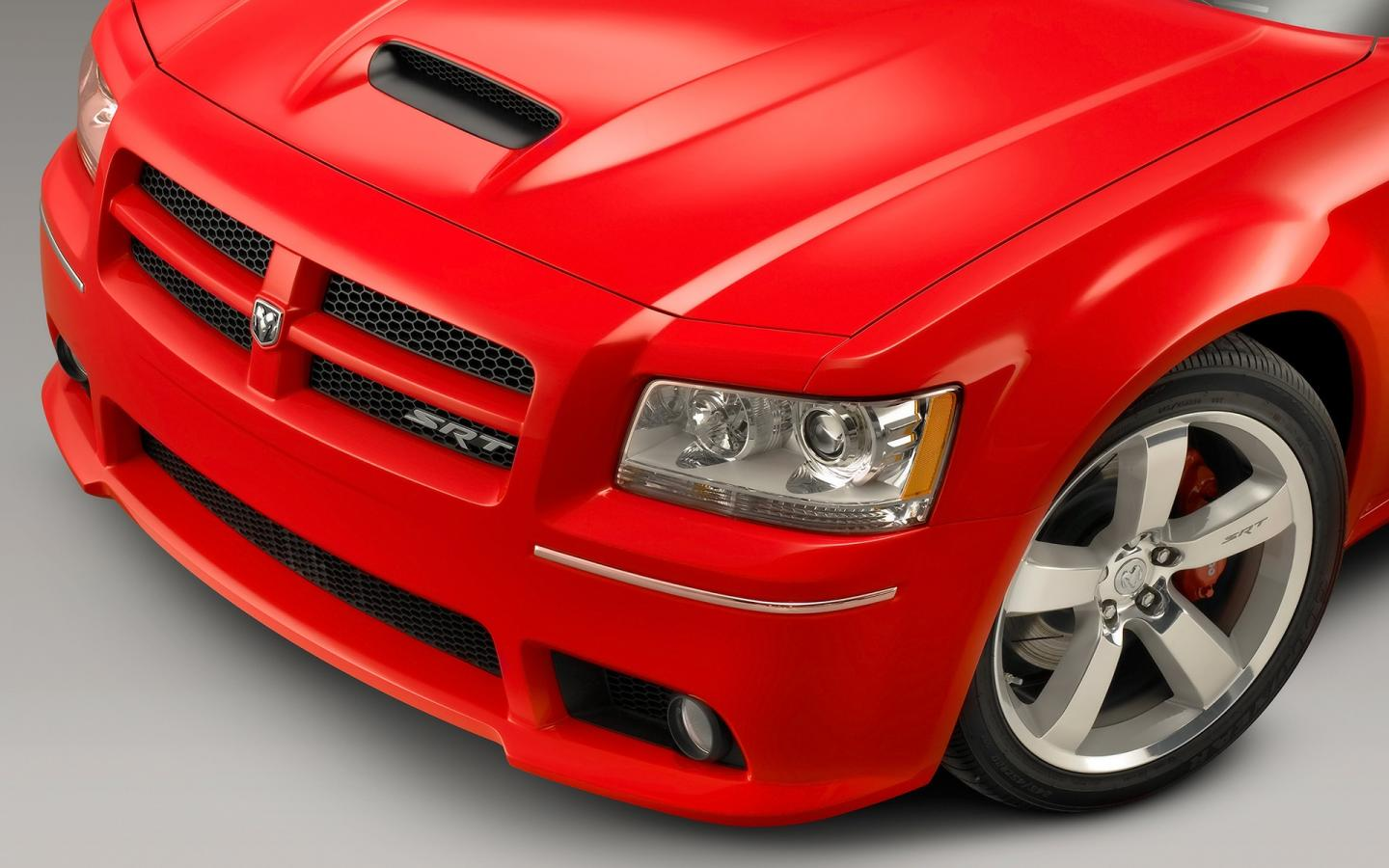 2008 Dodge Magnum Srt8 Front Section 1440x900