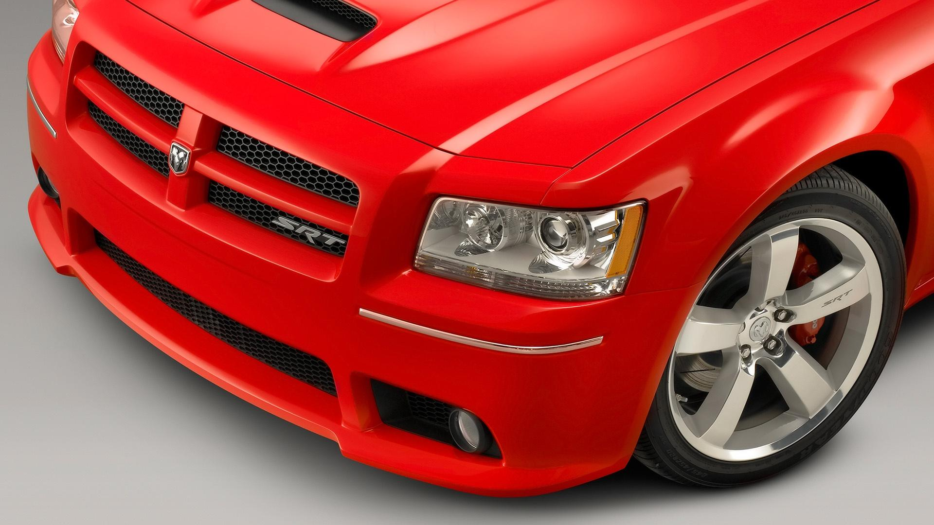 2008 Dodge Magnum Srt8 Front Section 1920x1080