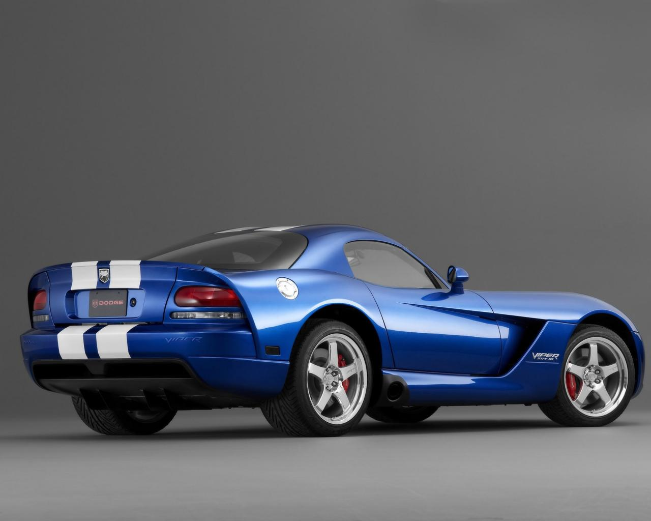 2006 Dodge Viper Srt10 Ra Studio 1280x1024