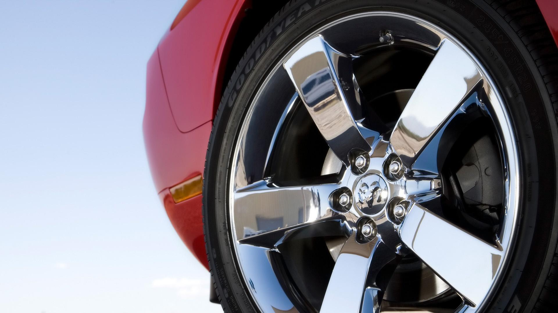 2009 Dodge Challenger Rt Wheel 1920x1080