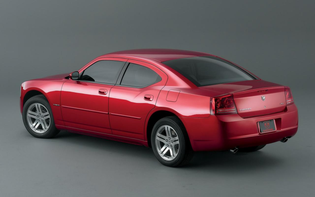 2006 Dodge Charger Rt Racer 1280x800