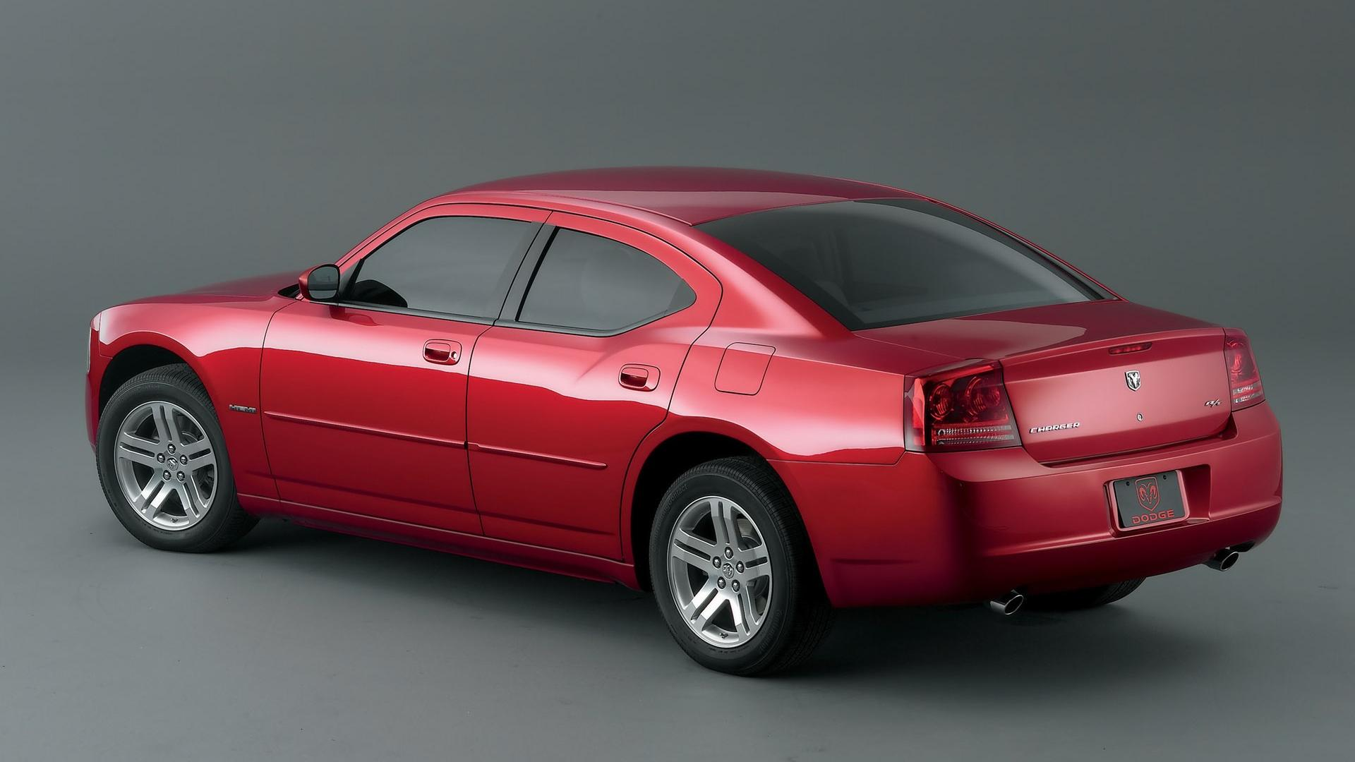 2006 Dodge Charger Rt Racer 1920x1080