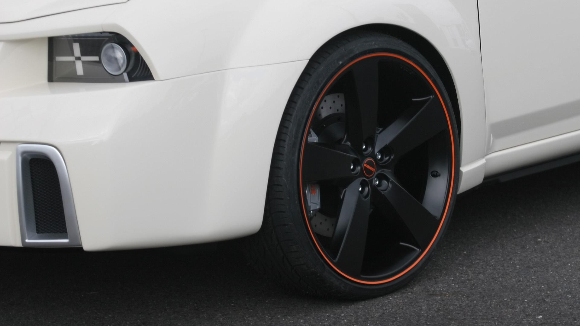2007 Startech Starster Concept Based On Dodge Avenger Wheel 1920x1080