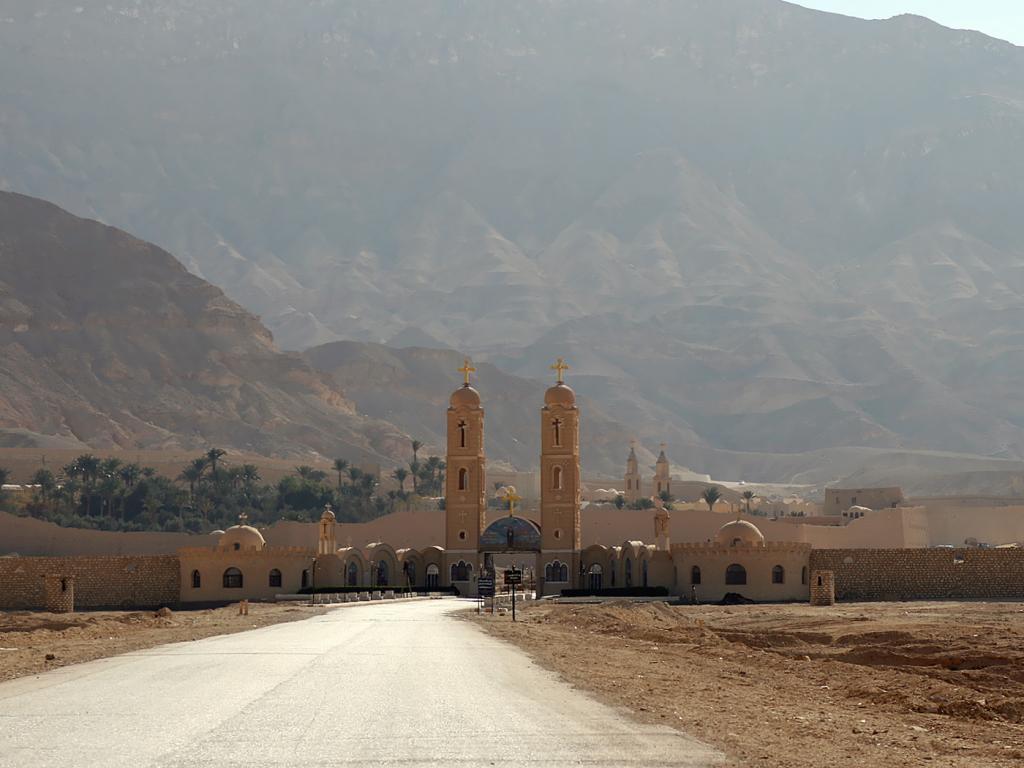 Скачать изображение Египет, пустыня, пески, горы скачать бесплатно