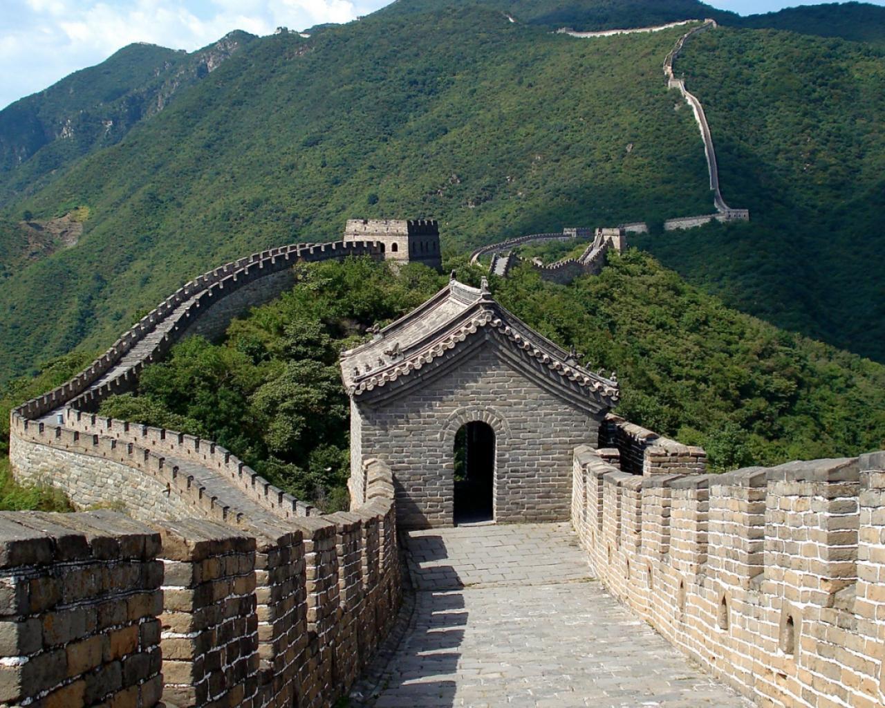 Великая Китайская стена 2