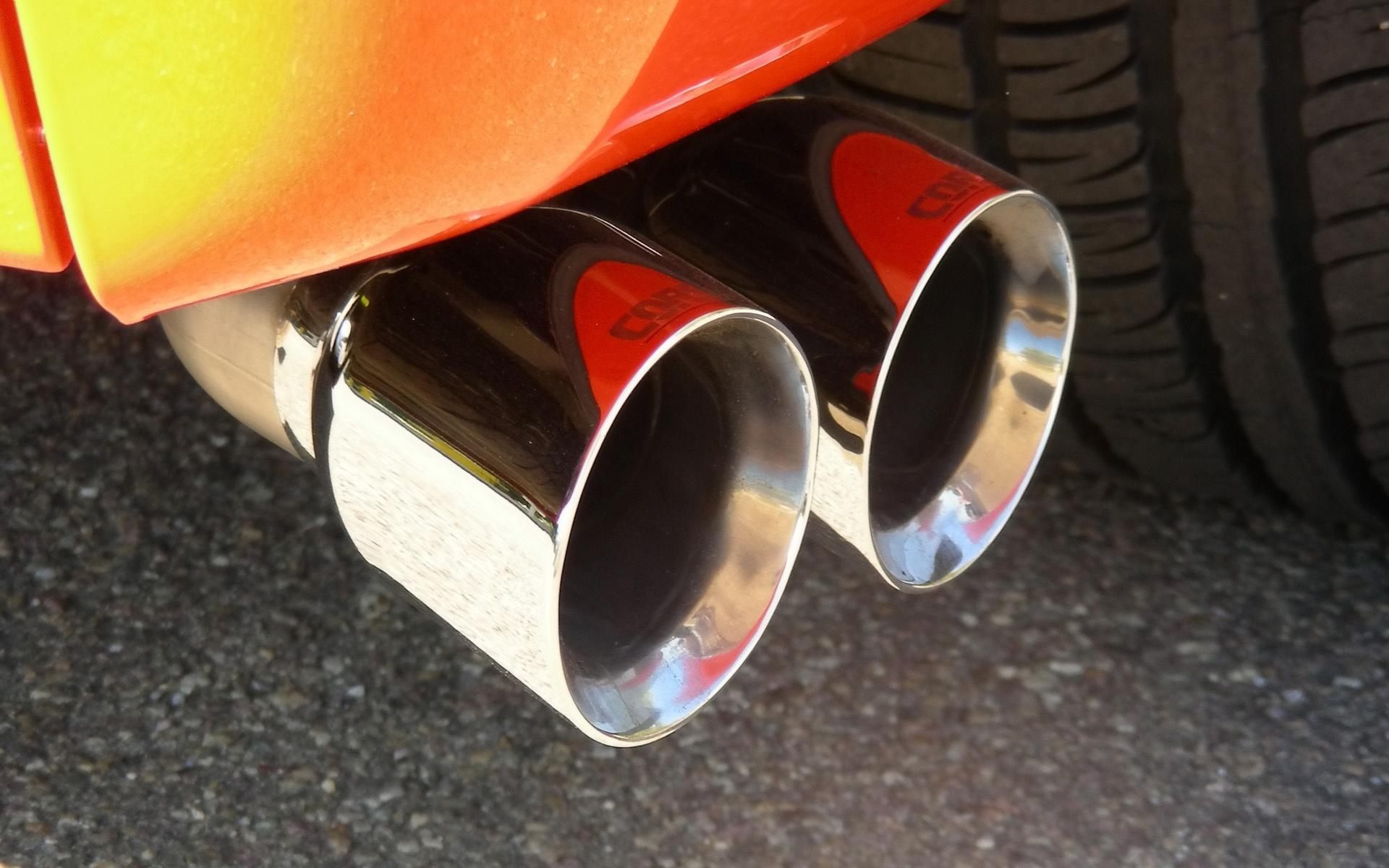 Mr Norms Dodge Hemi Ram 1500 Super Truck Tailpipes 1920x1200