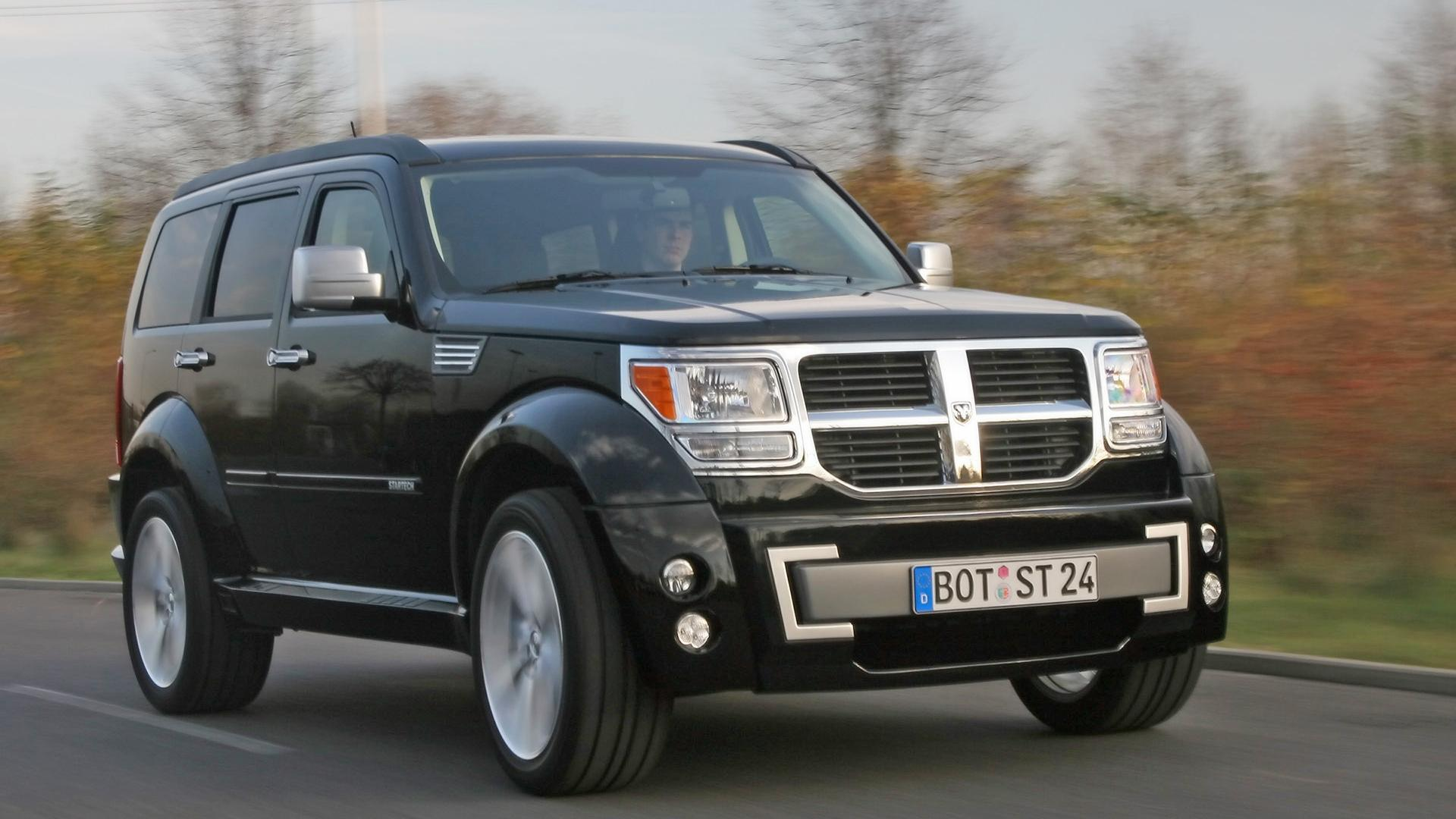 2007 Startech Dodge Nitro Front Angle Speed 1920x1080