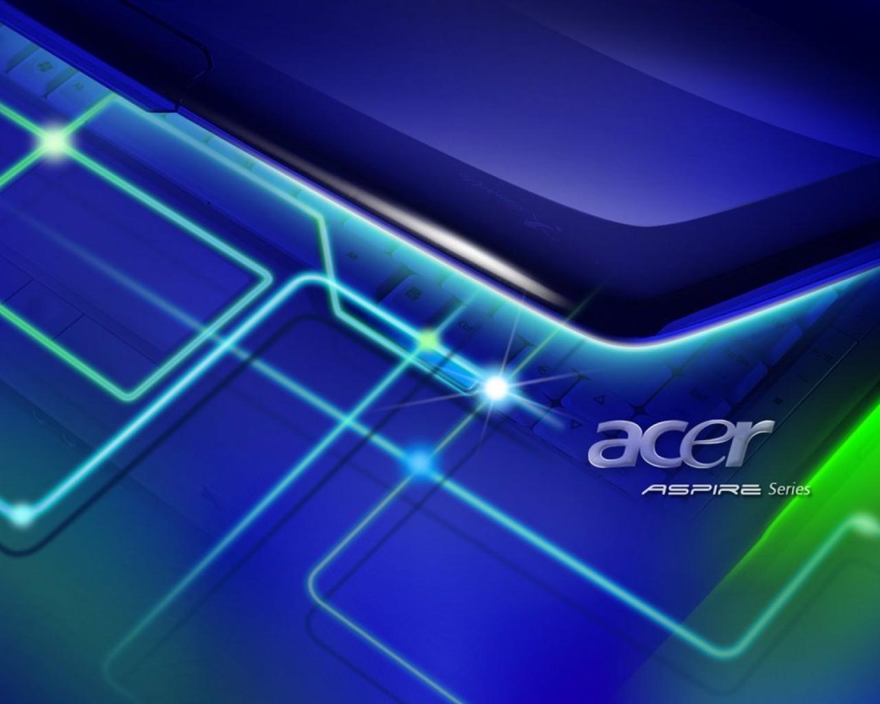 Acer aspire обои - 9b46
