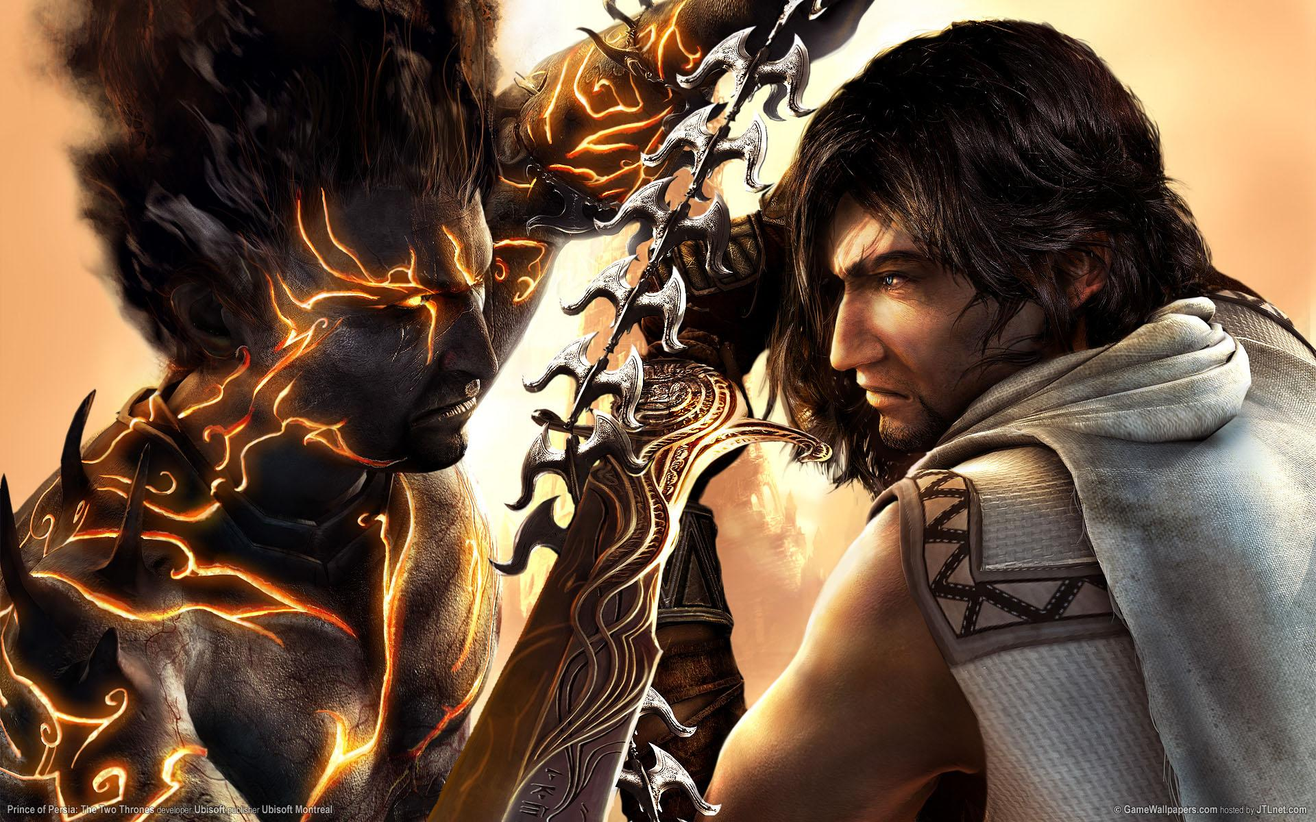 Prince of Persia: The Two Thrones 1920x1200