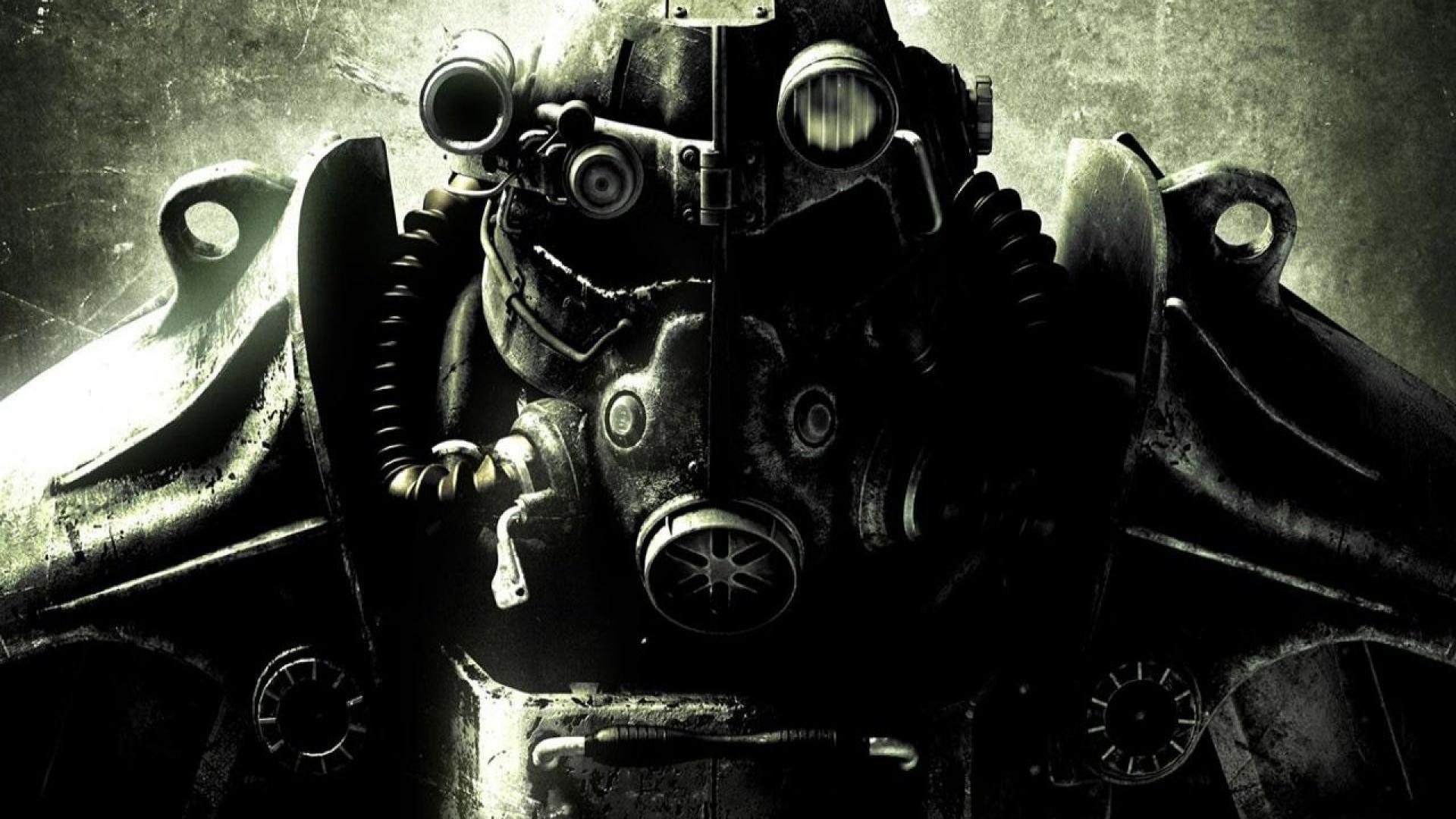 картинки на рабочий стол fallout 3