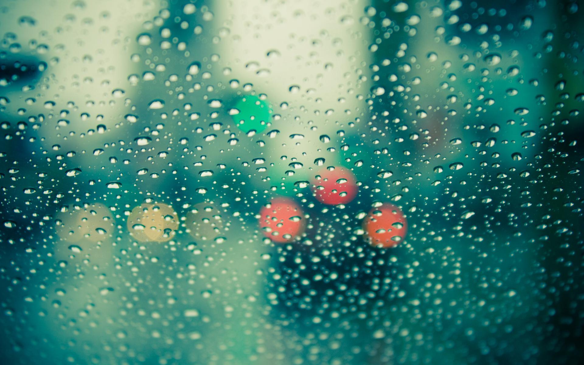 дождь картинка на рабочий стол