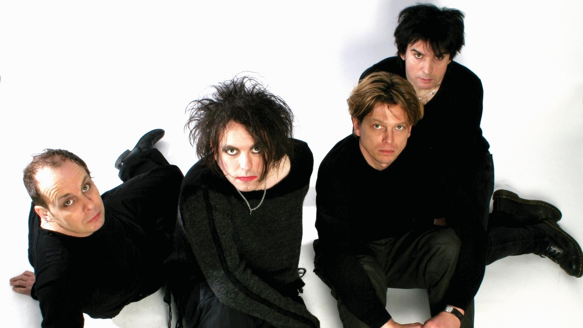 The Cure 1920x1080