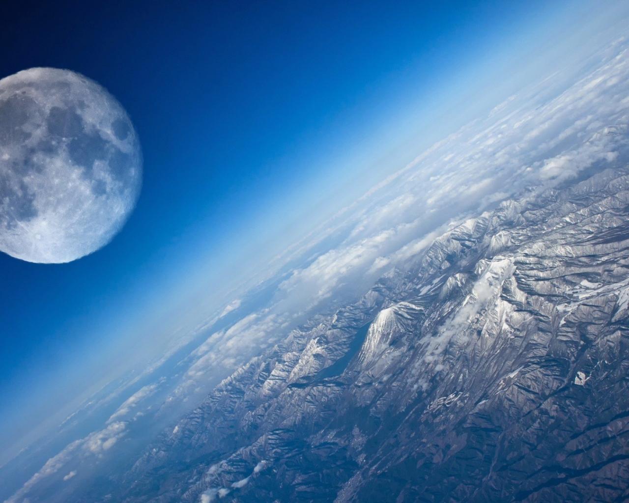 Фотографии земли из космоса высокого разрешения