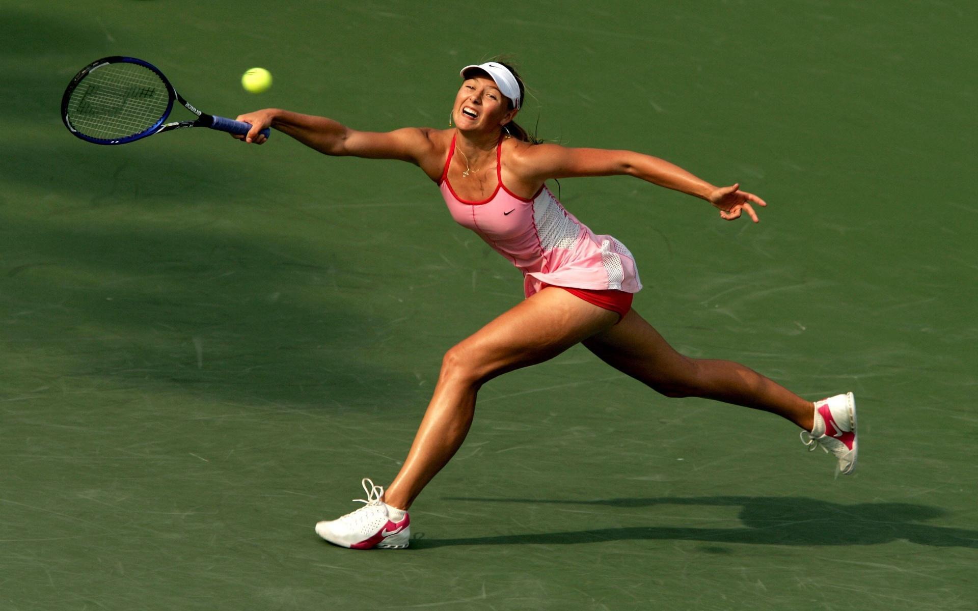 Sport Wallpaper Tennis: Мария Шарапова обои для рабочего стола, картинки, фото