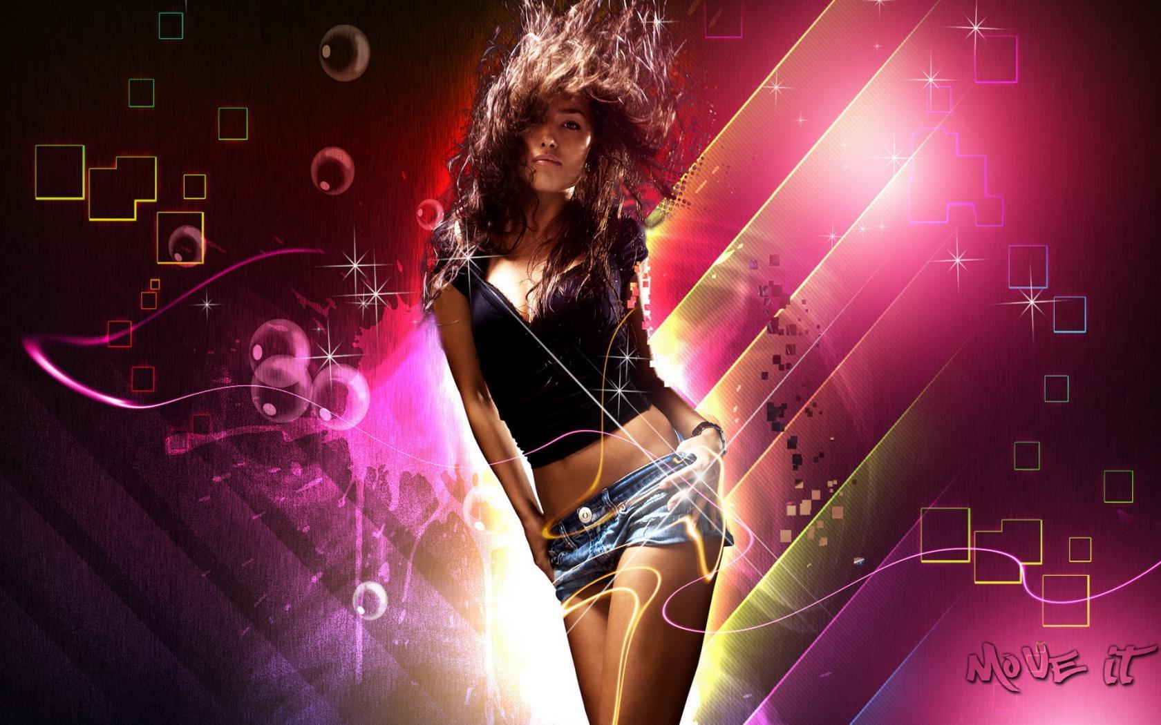 Фото женщины танцуют 11 фотография