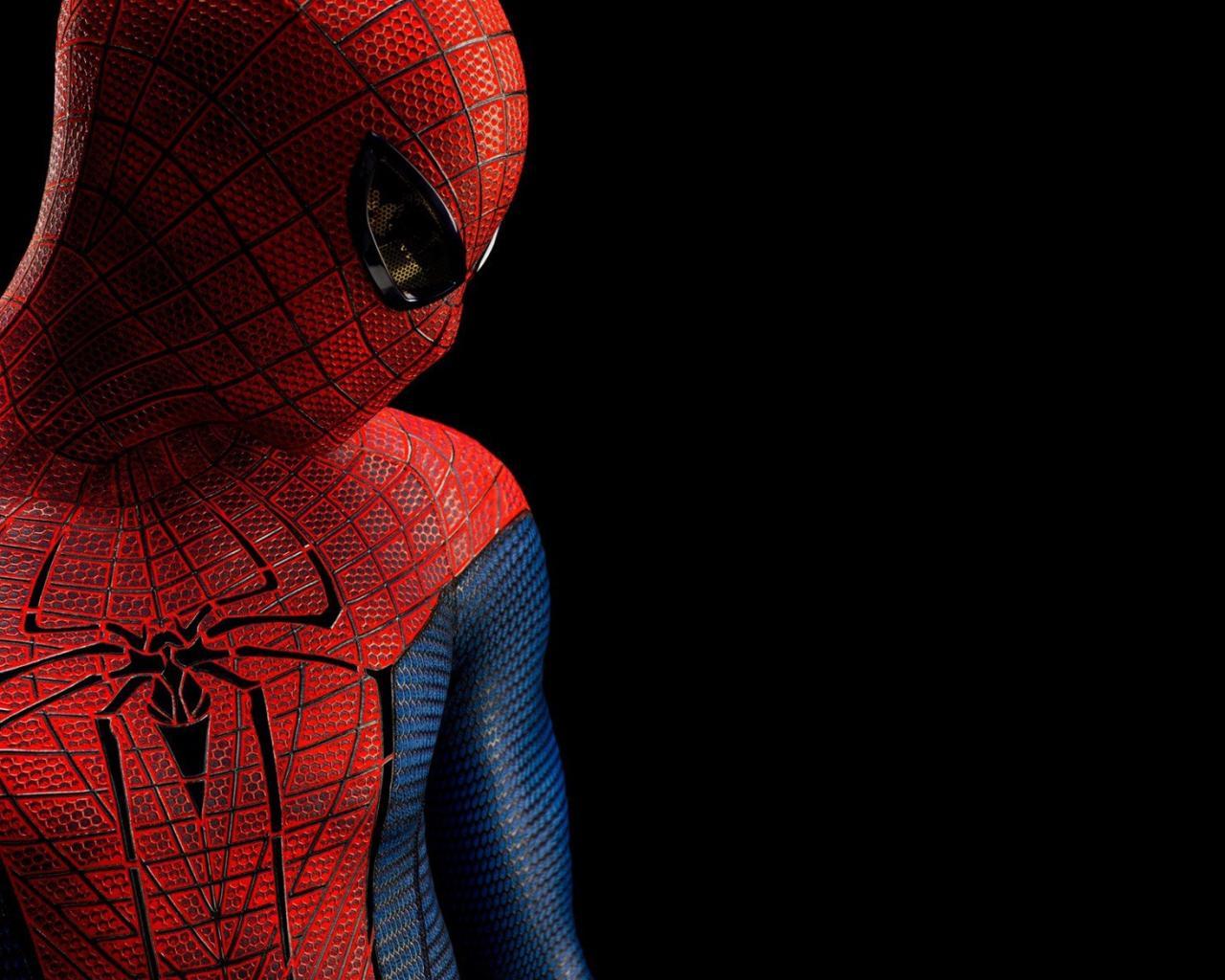 человек паук обои: