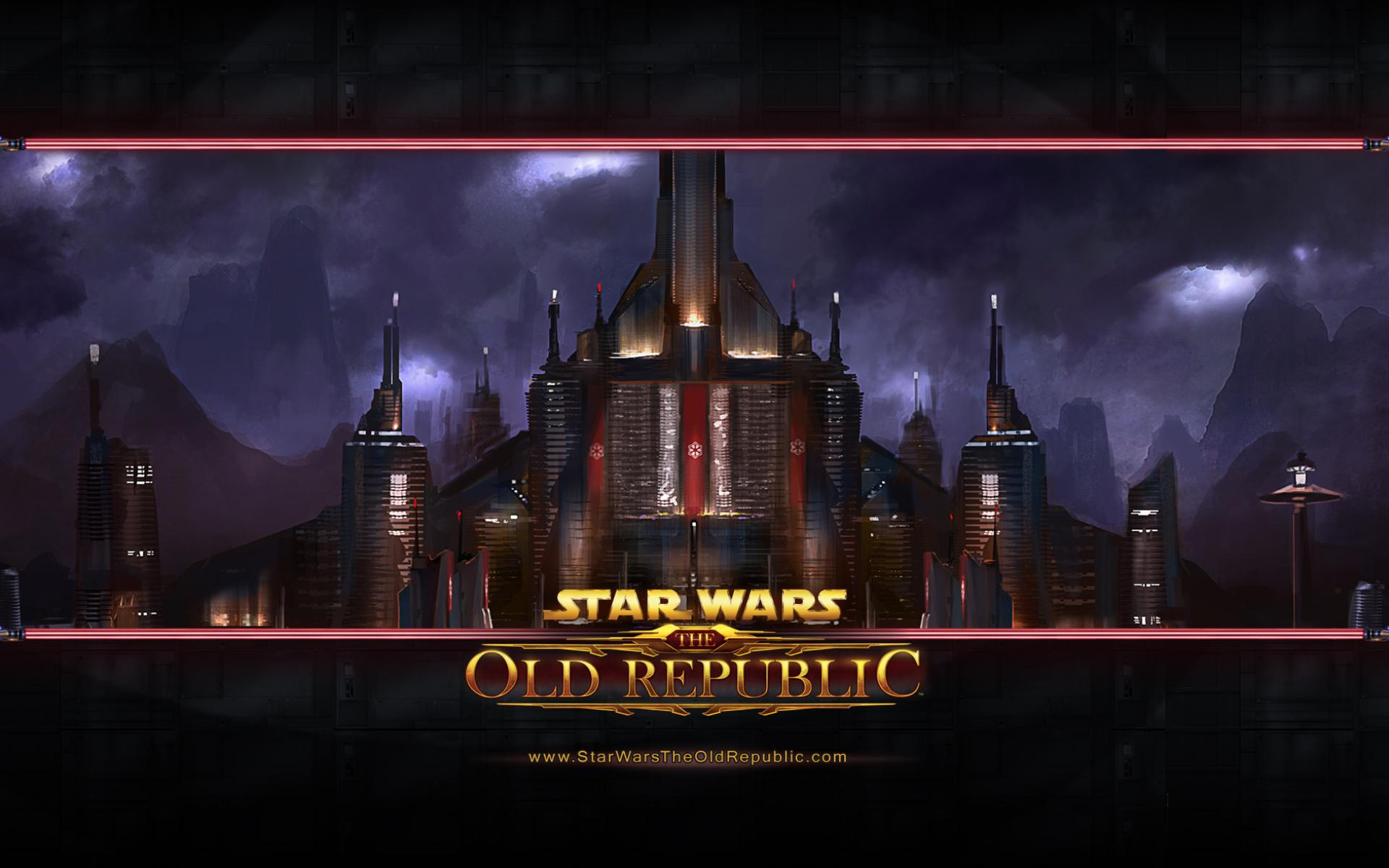 Игровые Star Wars Old Republic 1920x1200 1920x1200