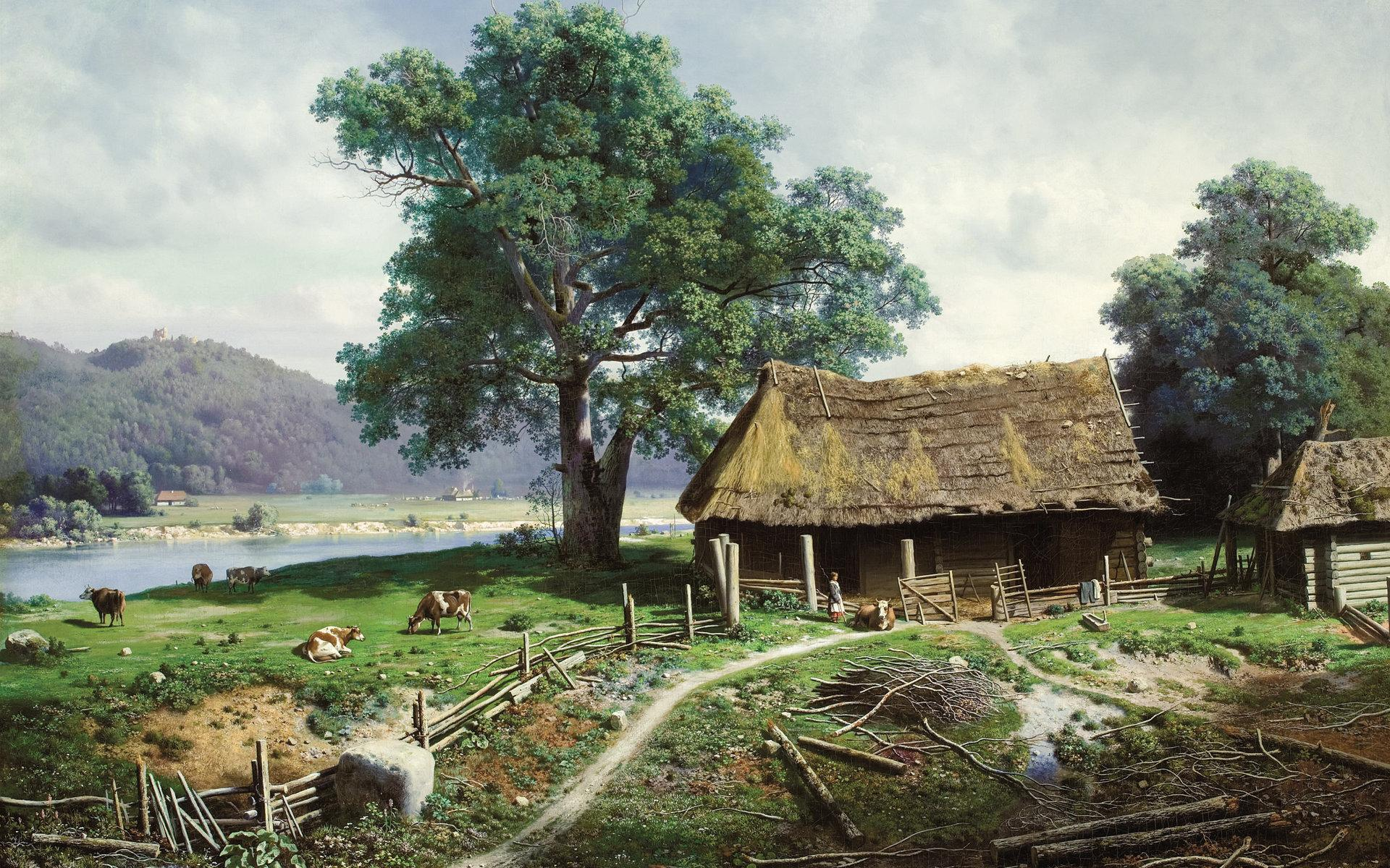 Старая деревня