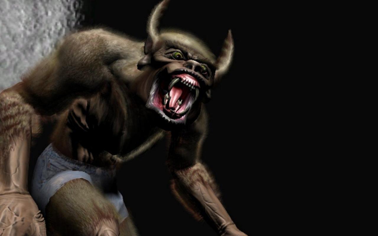3d werewolf videos naked tube
