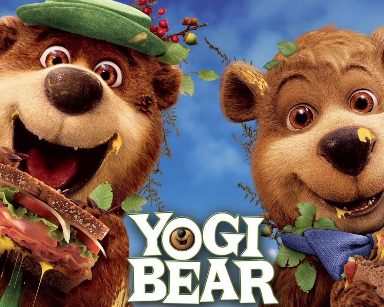 Картинки на рабочий стол медведь йоги