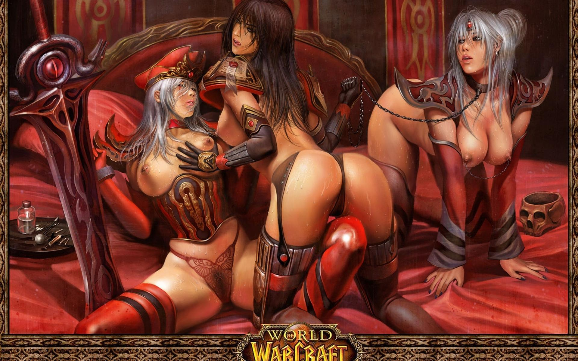 World of warcraft naked art exposed pics