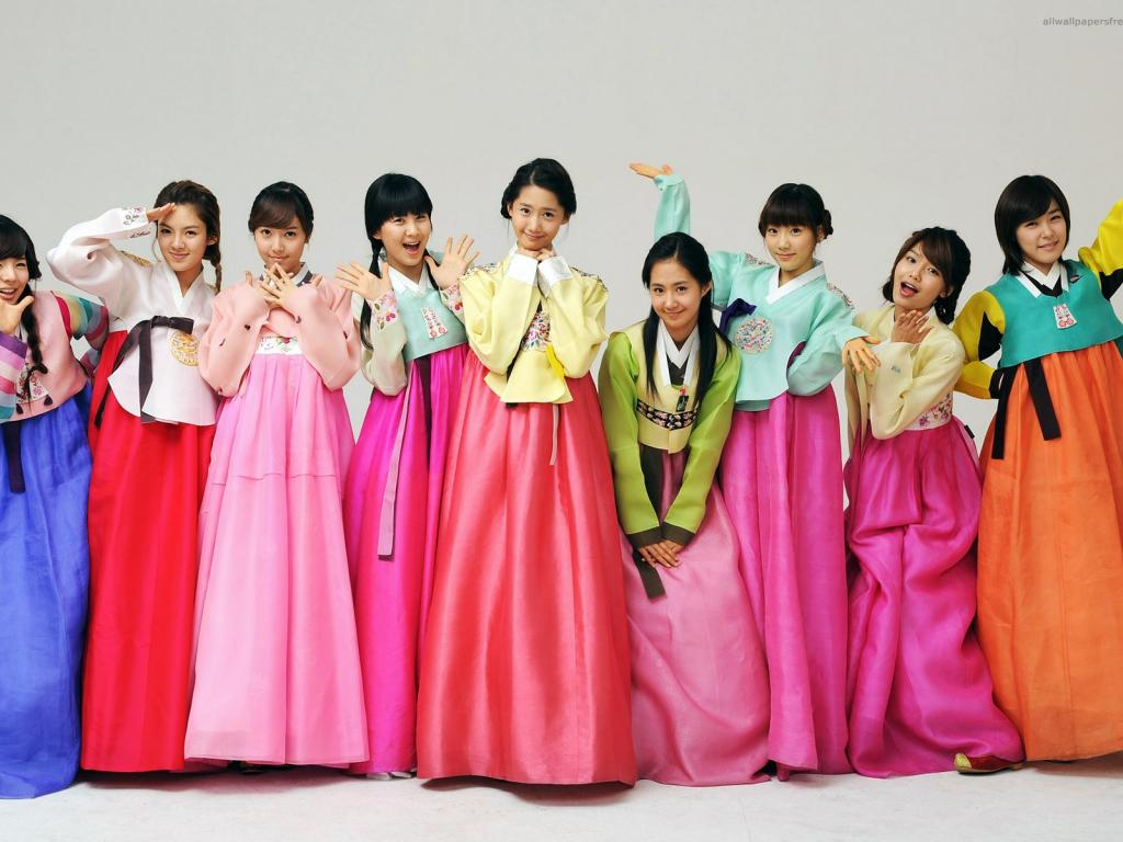 Корейская одежда для женщин 10