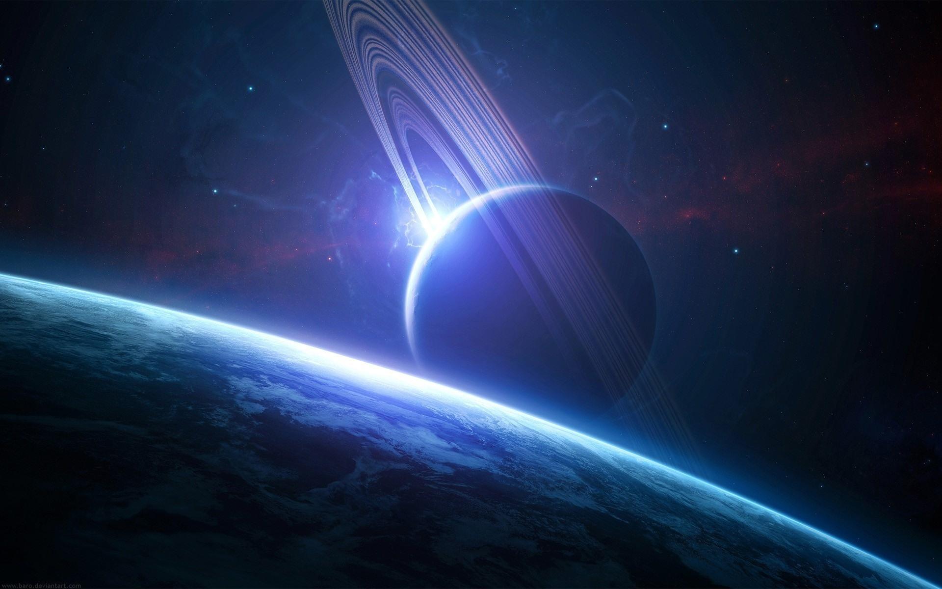 Сатурн фото из космоса