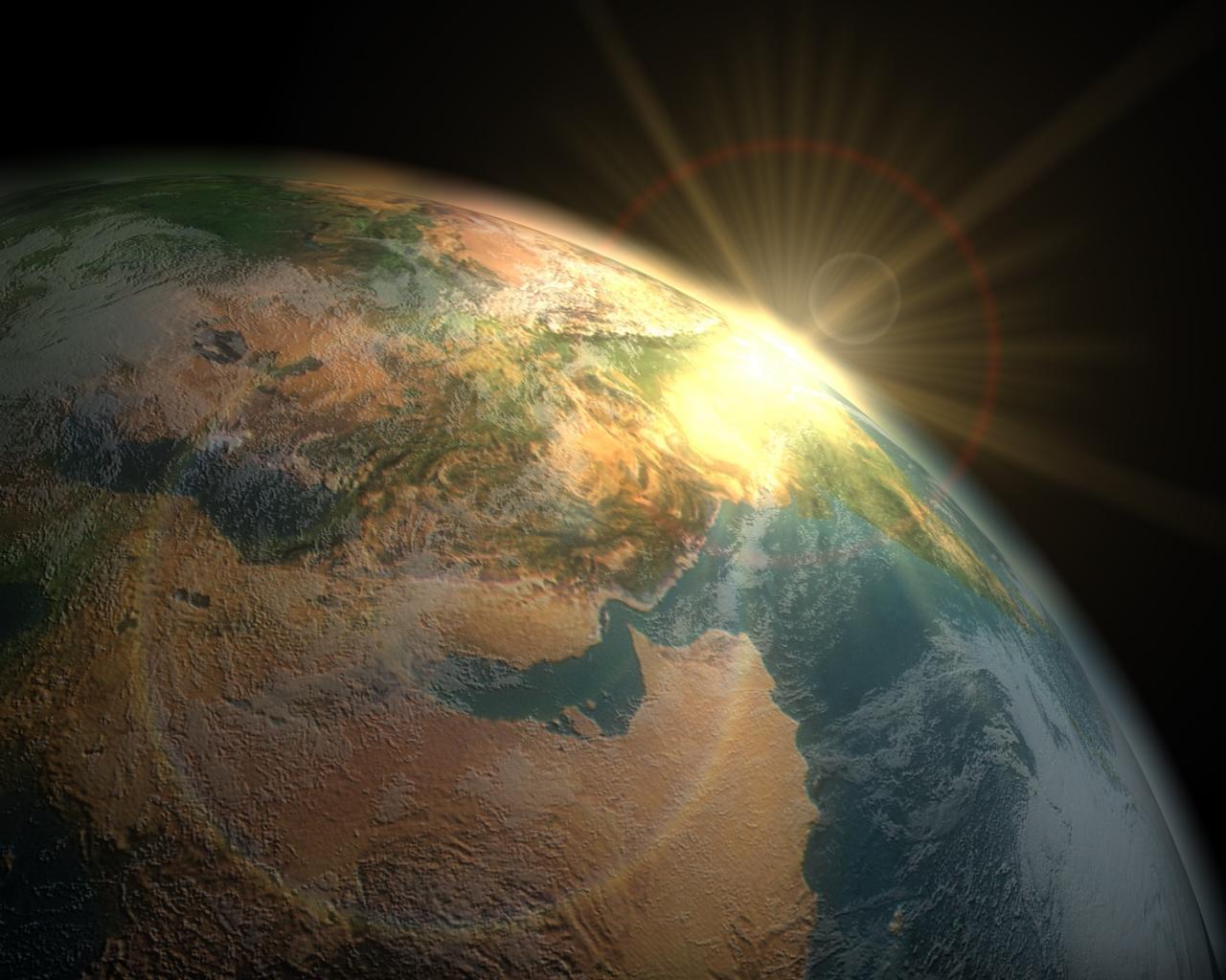 Космос космос планета земля солнце