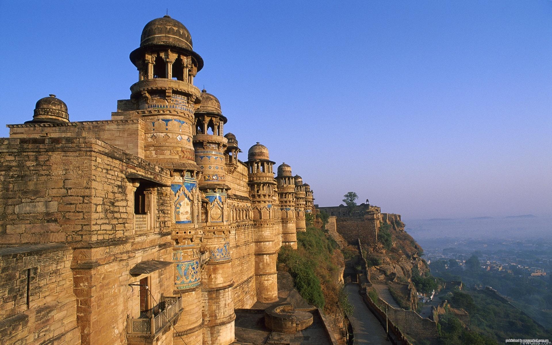 Форт архитектура индия история обои