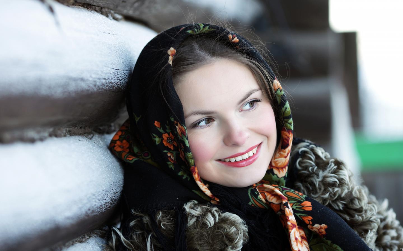 Фото обычные русскую девушки 4 фотография