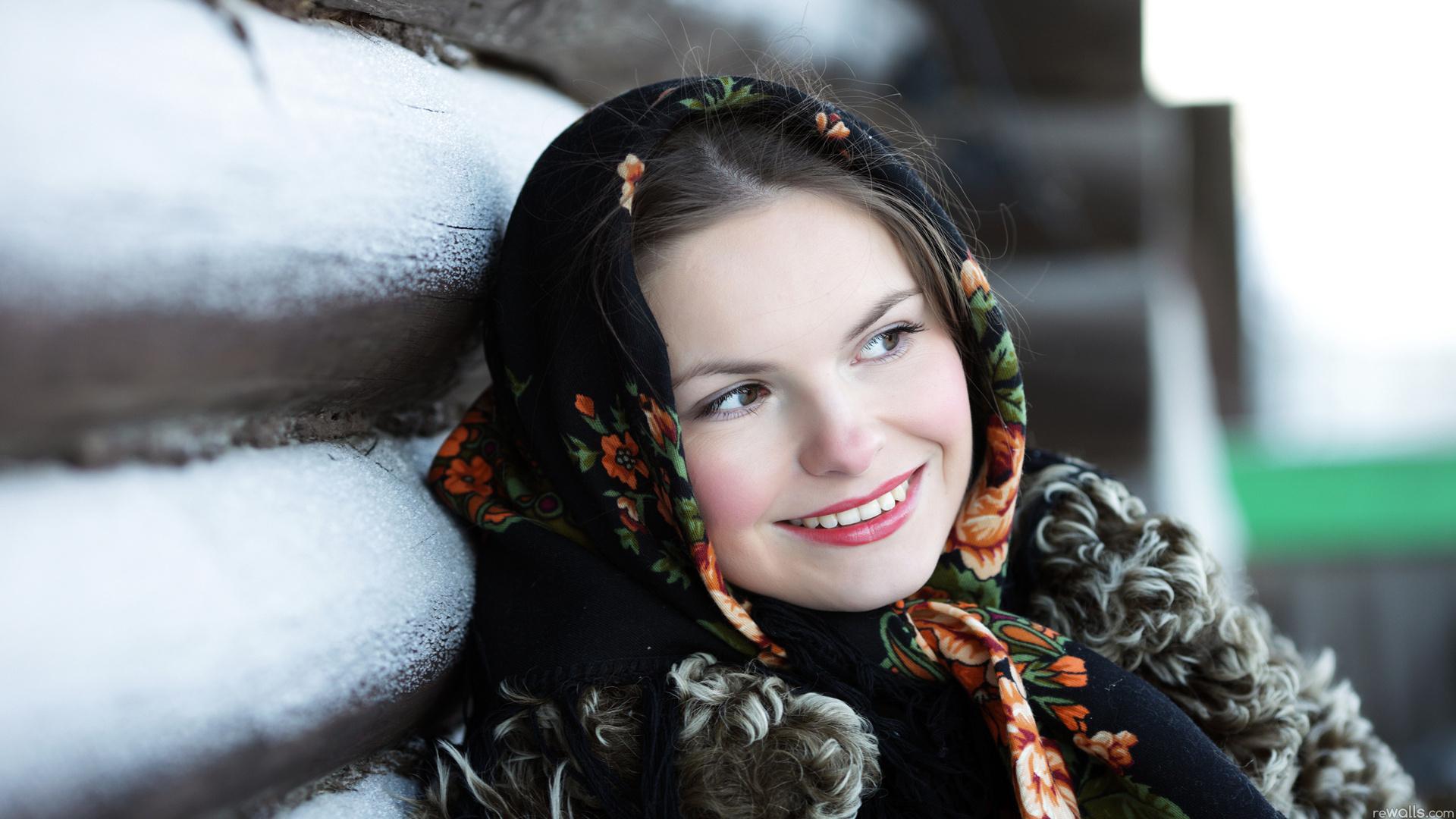 Секс с деревенской русской девочки 11 фотография