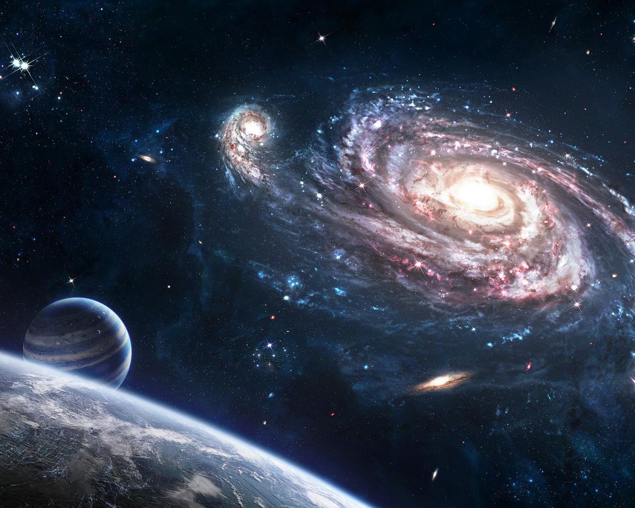 Красивые Картинки Космоса