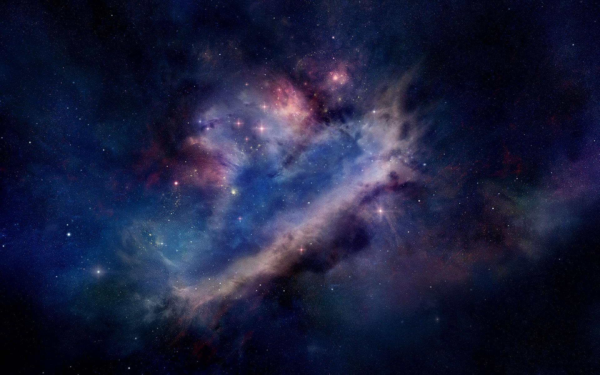 Космос космос тьма вселенная 1920x1200