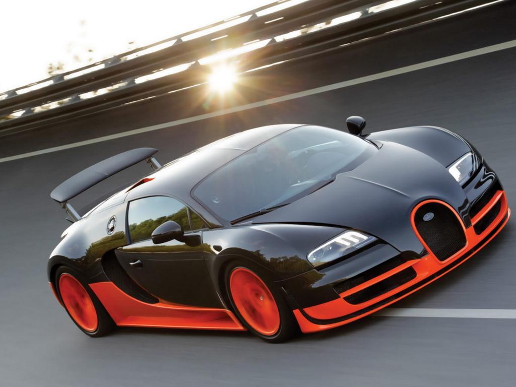 Скачать Авто обои Veyron Super Sport…
