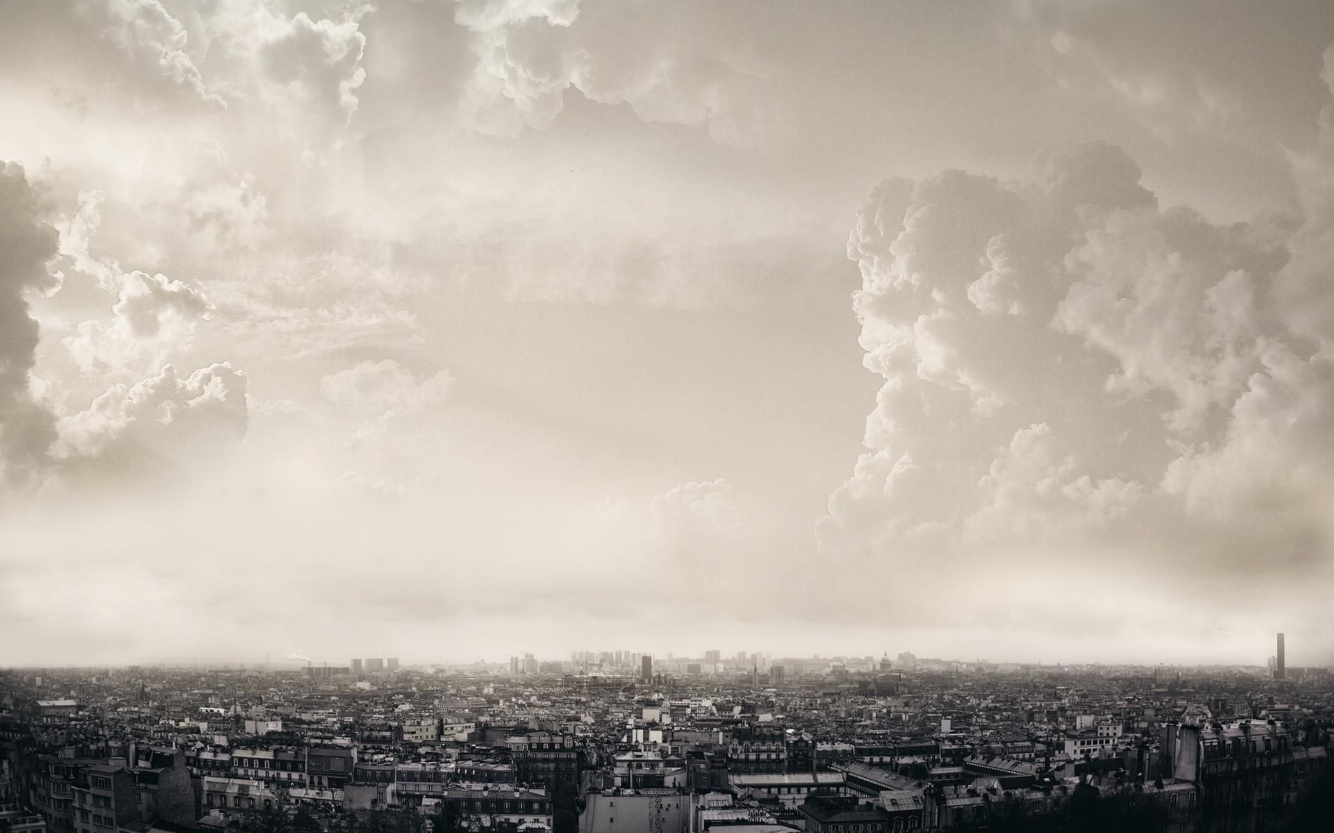 Обои дома, Облака. Города foto 9