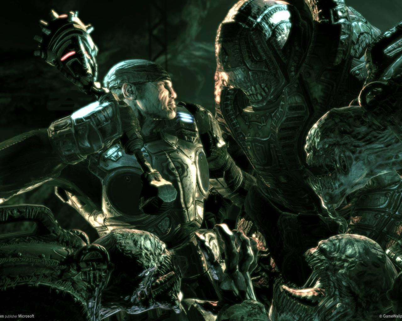 Обои игры игра Games Pubg Playerunknowns картинки на: Gears Of War, Game, Pc Games, игра, видео игры