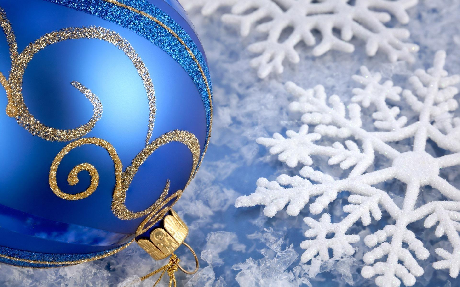 Зима новый год праздник елочный шар