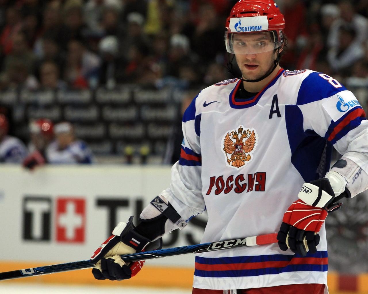 Александр овечкин хоккей хоккеист