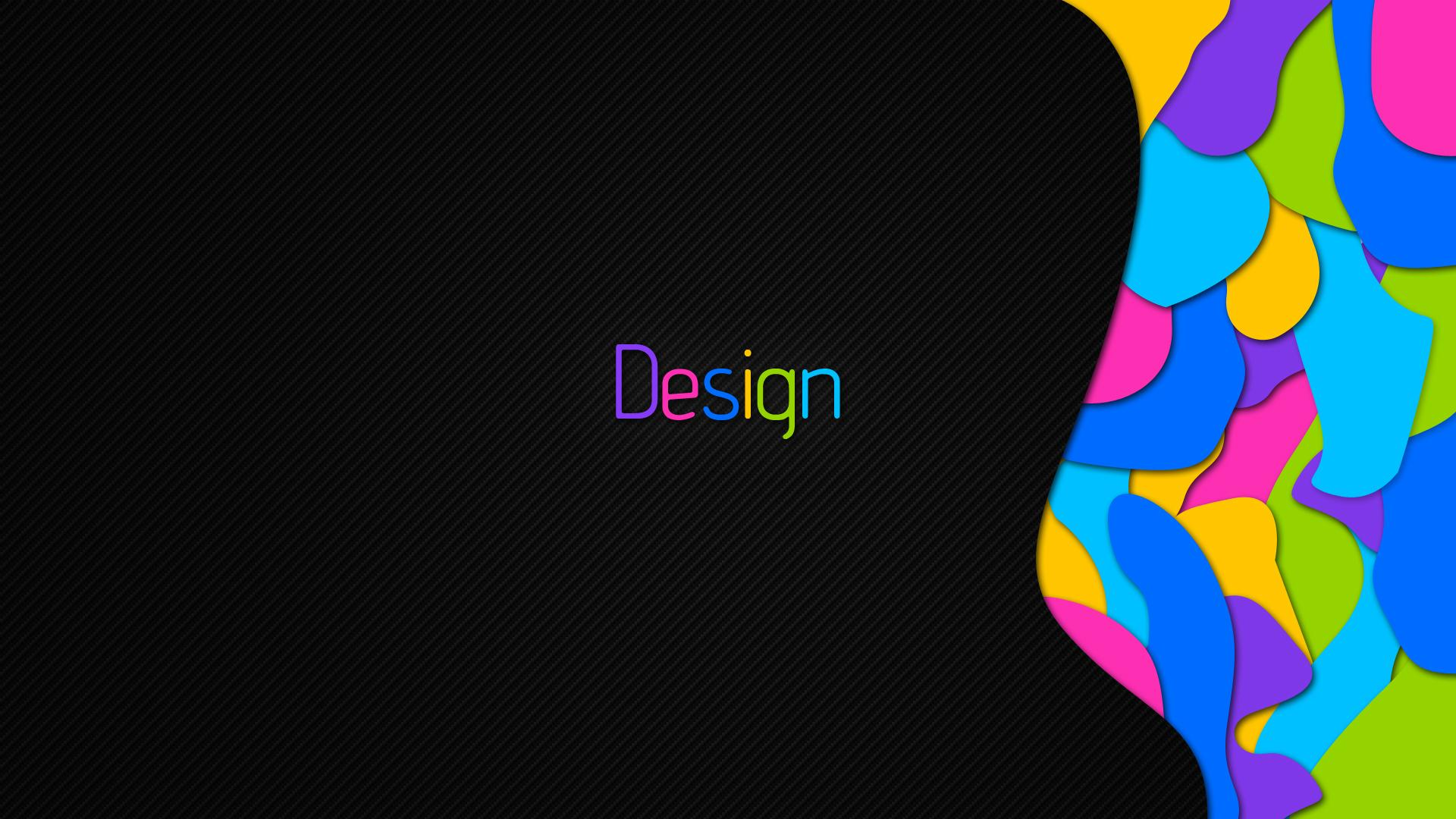Обои дизайн на рабочий стол
