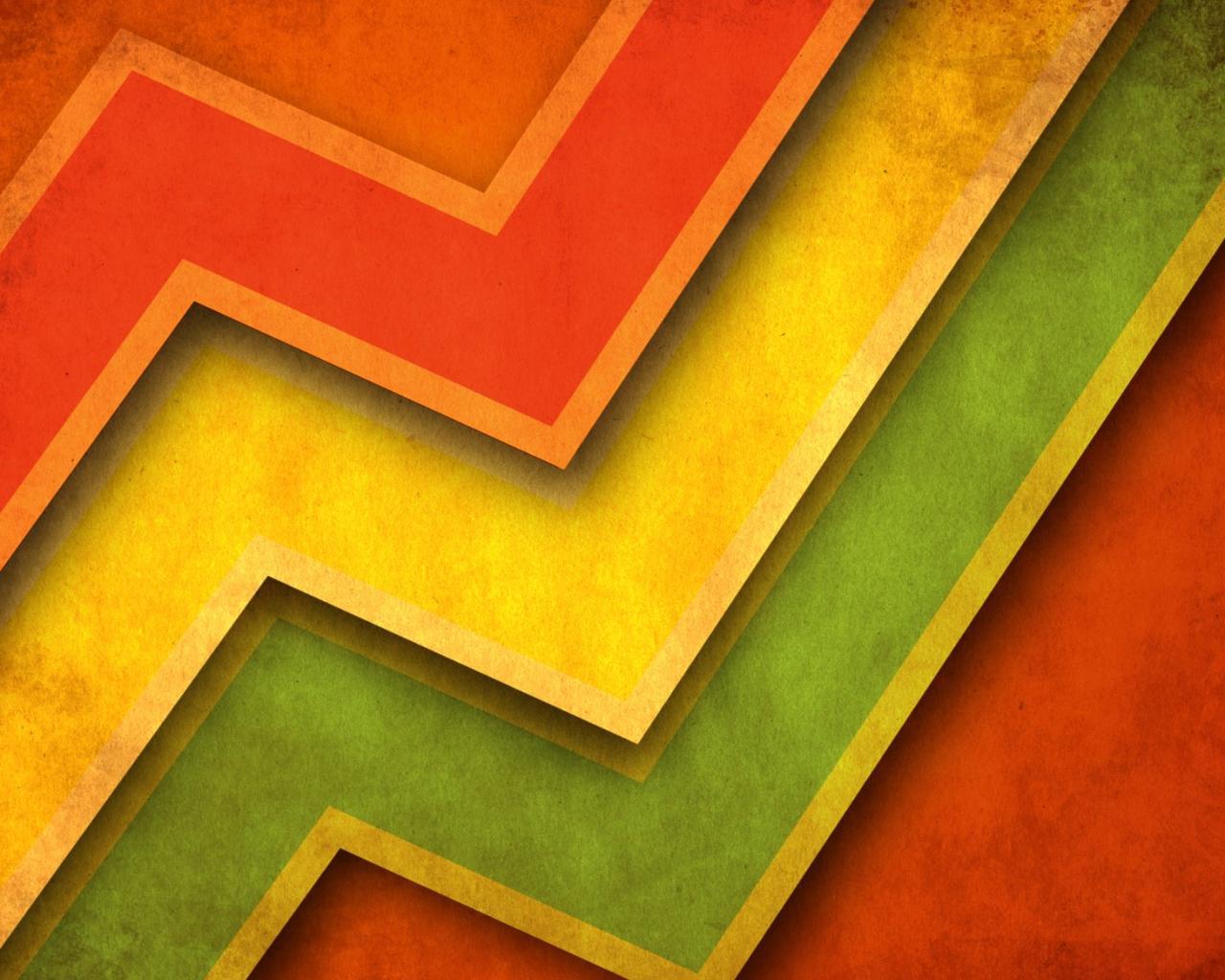 Яркая абстракция 1920x1200 пикселей обои