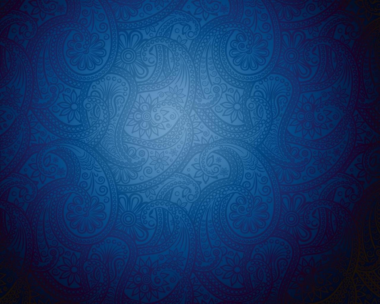 Текстура узоры синий фон обои для