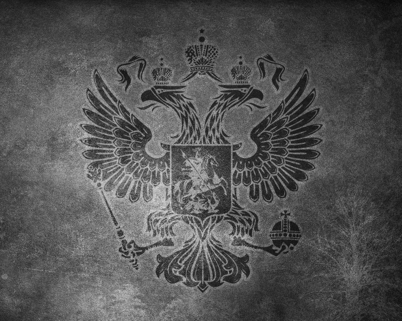 Россия герб 1280x1024