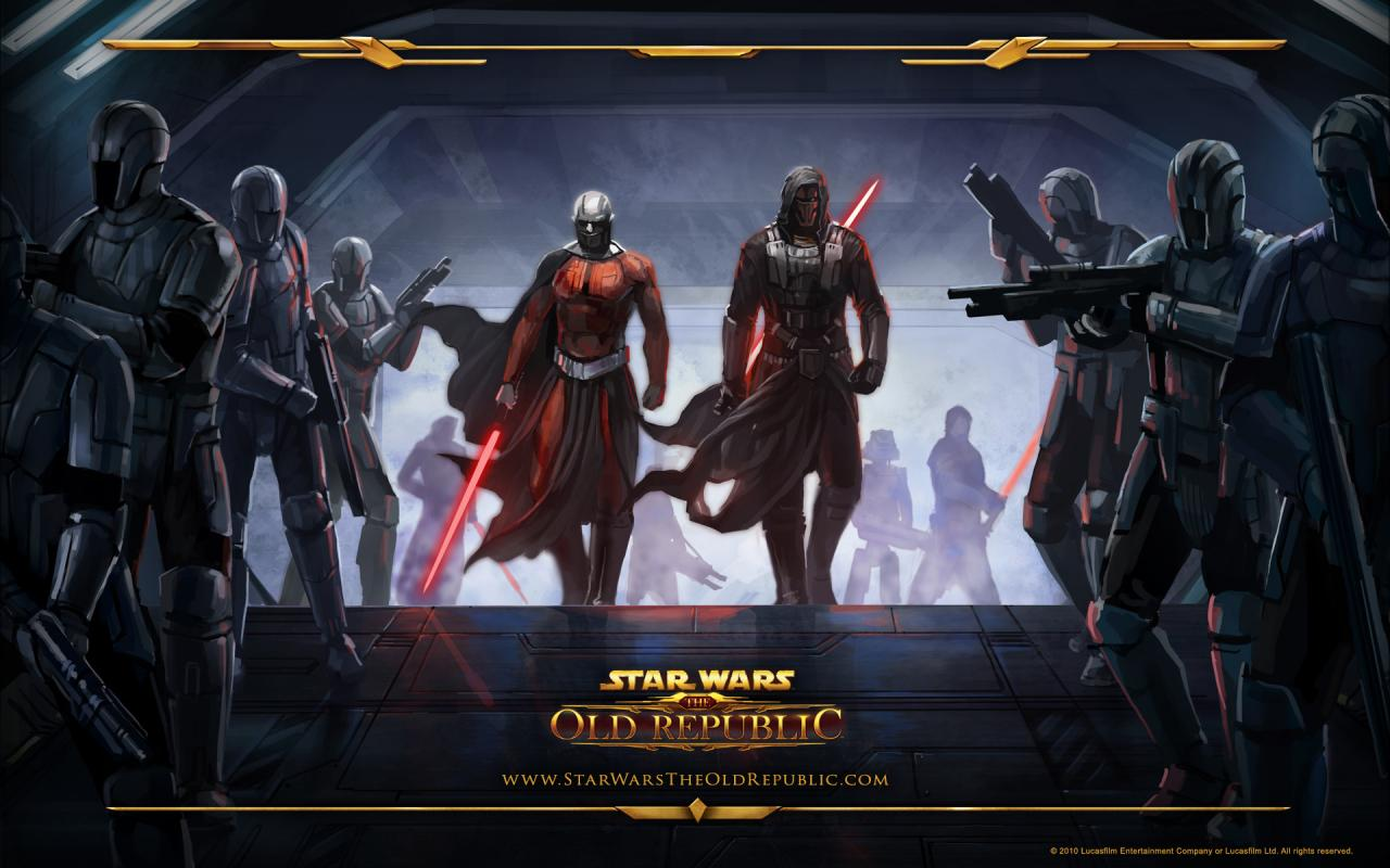 Star Wars, Old Republic, Dark Lords 1280x800
