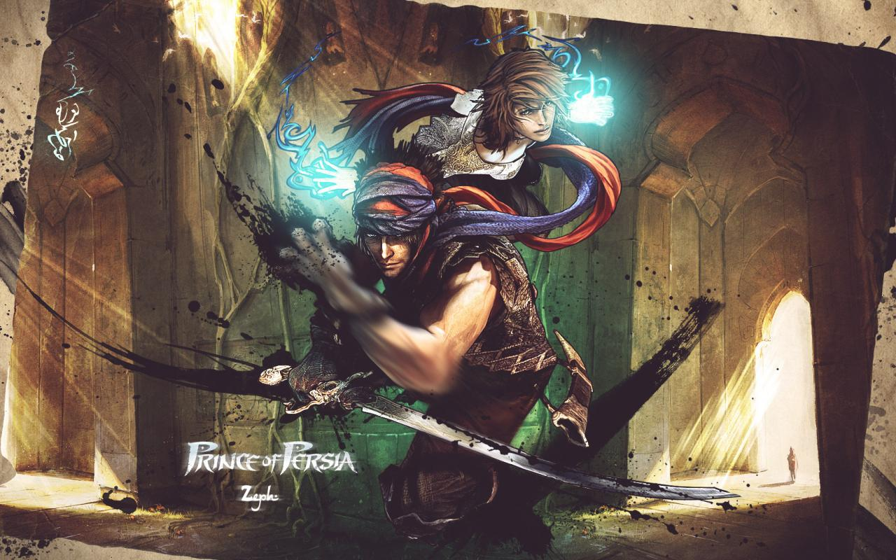 Prince Of Persia Wallpapers.