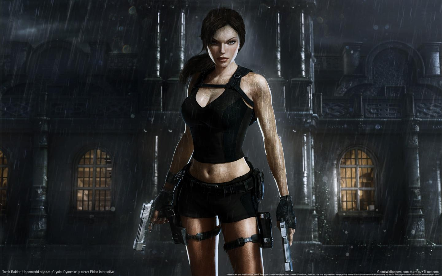 Tomb Raider: Underworld, game, pc games, игра, видео игры, компьютерные игры 1440x900