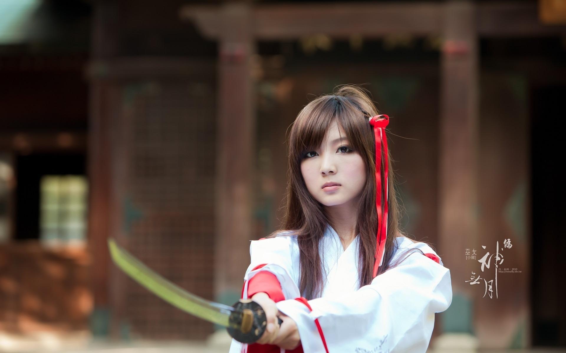 Фото девушек японок 4 фотография